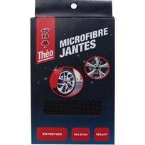 Theo - Tissu microfibre jantes 300g/m2 40x35cm