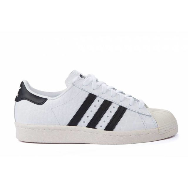promo code dac3b d8404 Adidas - Basket Superstar 80s W - pas cher Achat  Vente Baskets femme -  RueDuCommerce