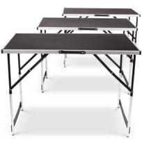 Jago - Table de travail 3 pièces