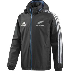 Adidas performance veste coupe vent all blacks pas cher achat vente coupe vent vestes - Coupe vent adidas junior ...