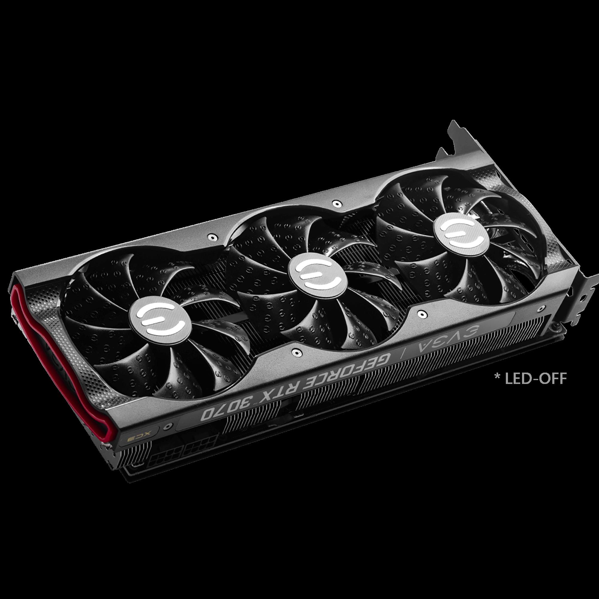 GeForce RTX 3070 XC3 ULTRA GAMING - Triple Fan - 8Go