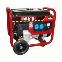 Brick - Groupe électrogène 3000W Briggs & Stratton Vanguard - Bgbs3500