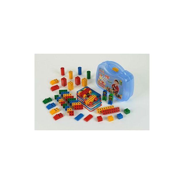 Klein Blocs de construction magnétiques Manetico : Créativ Box