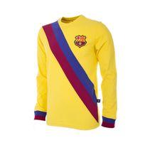 Copa - Maillot Rétro Fc Barcelone 1974/75 Jaune