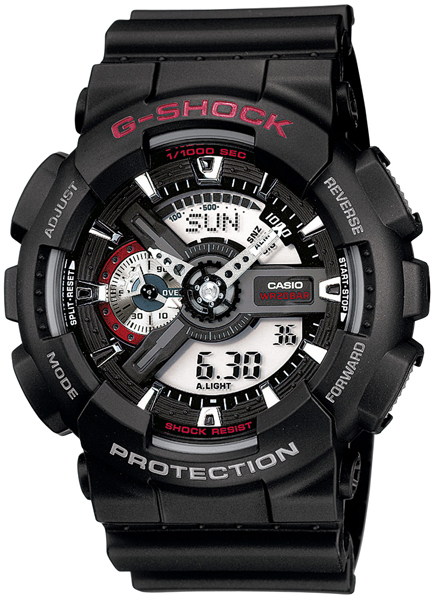 g shock montre digitale noir achat vente montre digital pas ch re rueducommerce. Black Bedroom Furniture Sets. Home Design Ideas