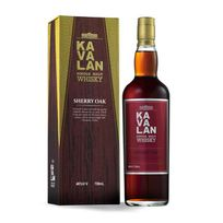 Kavalan - Whisky Sherry Oak Single Malt - 70cl