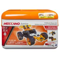 MECCANO - MALLETTE VOITURE RETRO FRICTION Junior- 6027720