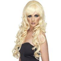 Smiffy's - Perruque Starlette Blonde