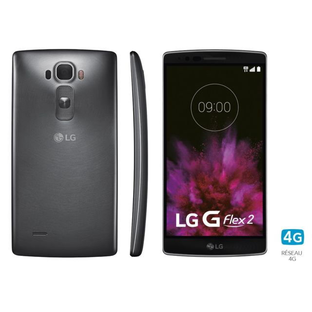 LG - G Flex 2 - Titane
