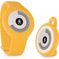 Withings - Tracker Go Jaune
