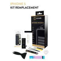 REMADE - Kit réparation pour Batterie iPhone 5