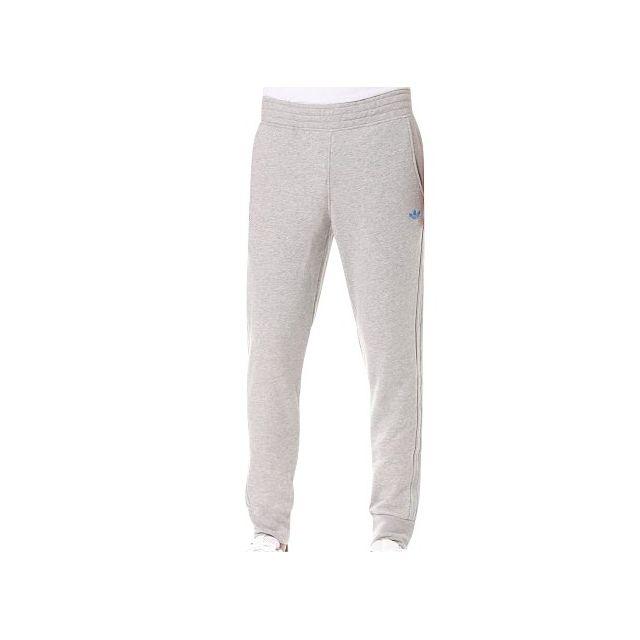 Adidas originals - Pantalon de survêtement Cuffed Gris - pas cher ... a43c0001cae9