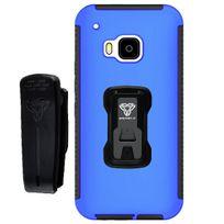 Armor-x - Coque Rugged One M9 coloris bleu protection intégrale avec écran