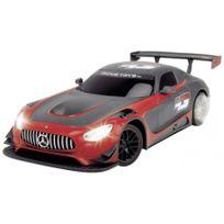 Dickie - Rc Mercedes-AMG Gt3 gris/rouge Rtr 1:16
