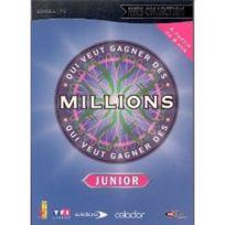 Mindscape - Qui Veut Gagner Des Millions ? Junior - Pc - Vf