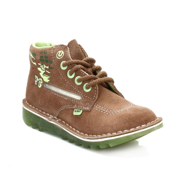 Kickers - Star Wars Junior Light Brown Yoda Lightsaber Boots-UK 2 - pas  cher Achat   Vente Baskets enfant - RueDuCommerce e62800a594c6