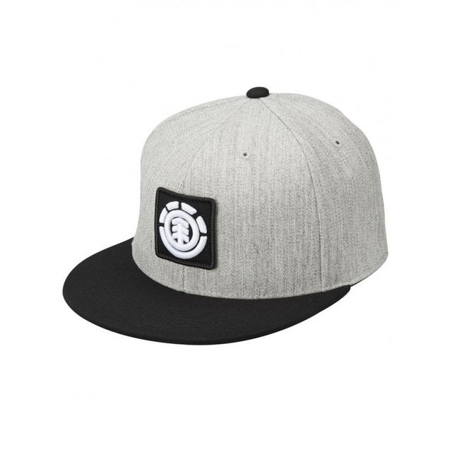 2c0840dd185eb Element - Casquette Fenwick Cap - Heather Grey - pas cher Achat / Vente  Casquettes, bonnets, chapeaux - RueDuCommerce