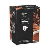 Miko - Chocolat Lacté dosette - boîte de 20