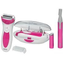 Aeg - Coffret Manicure et Pédicure 6 accessoires AEGLBS5676