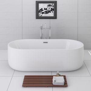 import diffusion baignoire ilot gobi acrylique monobloc pas cher achat vente baignoire. Black Bedroom Furniture Sets. Home Design Ideas