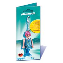 Playmobil - Porte clés sirène