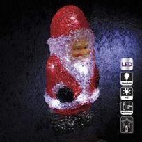 Féérie Lights & Christmas - Décoration de Noël Lumineuse - Père Noël