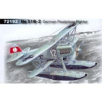 Icm - Maquette avion : Heinkel He 51B-2