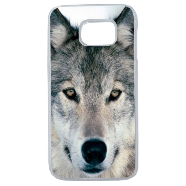 coque loup samsung galaxy s6 edge