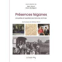 Le Cavalier Bleu - présences tsiganes ; enquêtes et expériences dans les archives