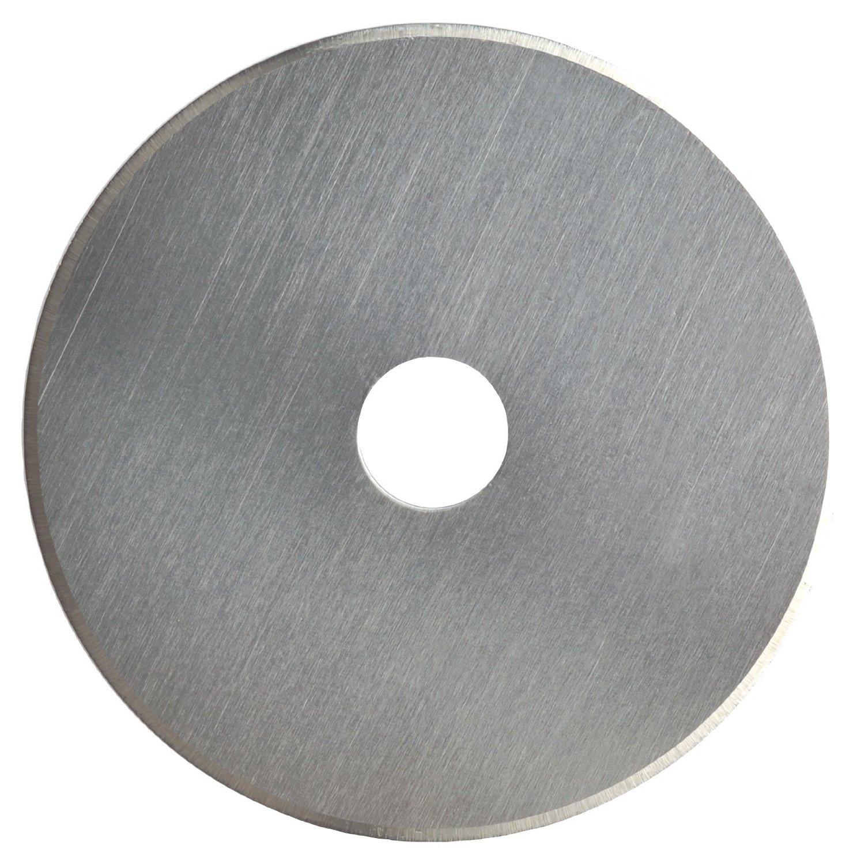 Lame rotative titanium Ø45 mm coupe droite