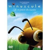 Editions Montparnasse - Minuscule : la vie privée des insectes - Dvd 4