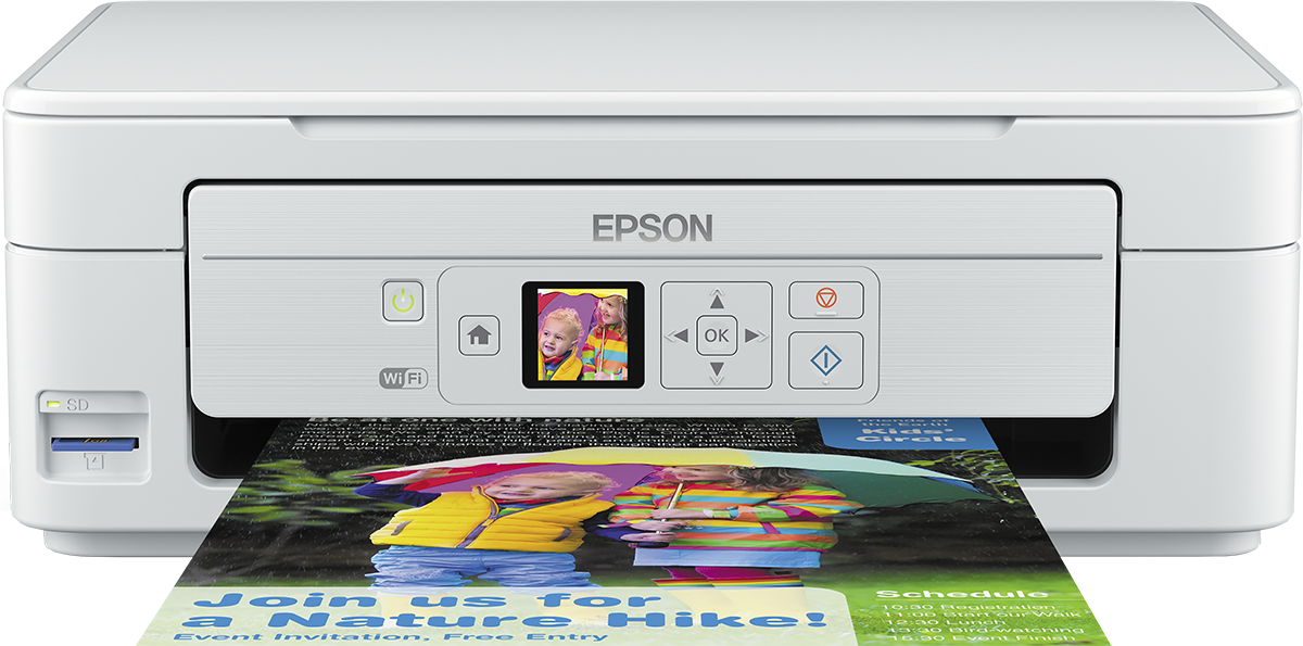 Expression Home XP-345