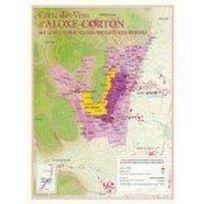 Marque Generique - carte des vins Aloxe-Corton Pernand-Vergelesses et Ladoix