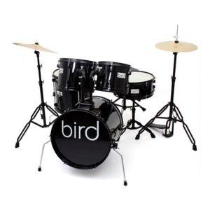 bird instruments batteries acoustiques ds102j bk. Black Bedroom Furniture Sets. Home Design Ideas