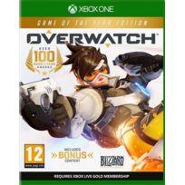 Blizzard - Jeu Xbox One OVERWATCH GOTY