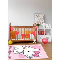 Hello Kitty - Tapis Pretty Charmmy Kitty Tapis Enfants par