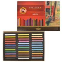 Koh-I-Noor - Gioconda 8115 Crayons Pastels Durs Pour L'ARTISTE LOT De 36