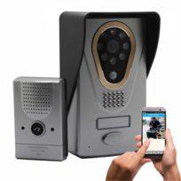 SecuriteGOODdeal - Interphone Vidéo Wifi de 16 Go