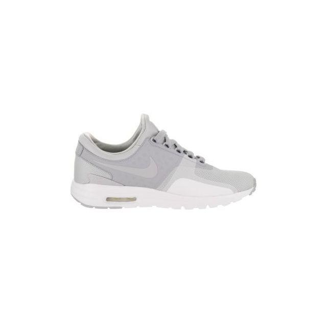 Nike Basket AIR Max Zero - 857661-013 - Age - Adulte, Couleur - Gris, Genre - Femme, Taille - 39