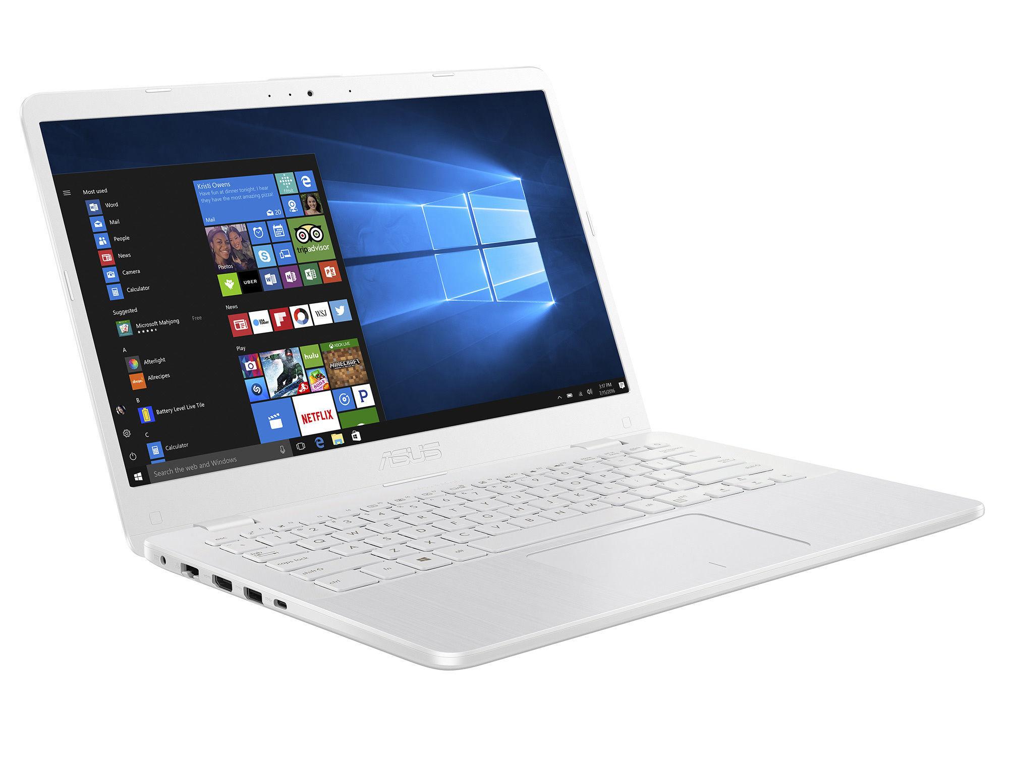 VivoBook X405UA-EB715T - Blanc