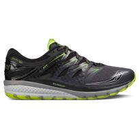 Saucony - Zealot Iso 2 Grise Et Lime Chaussures running