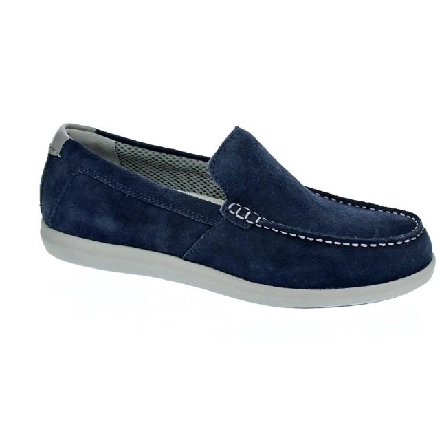 Geox Chaussures Homme Mocassins modele Yooking pas cher