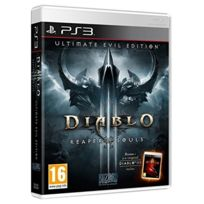 Playstation 3 - Diablo 3: Ultimate Evil Edition Jeu Ps3