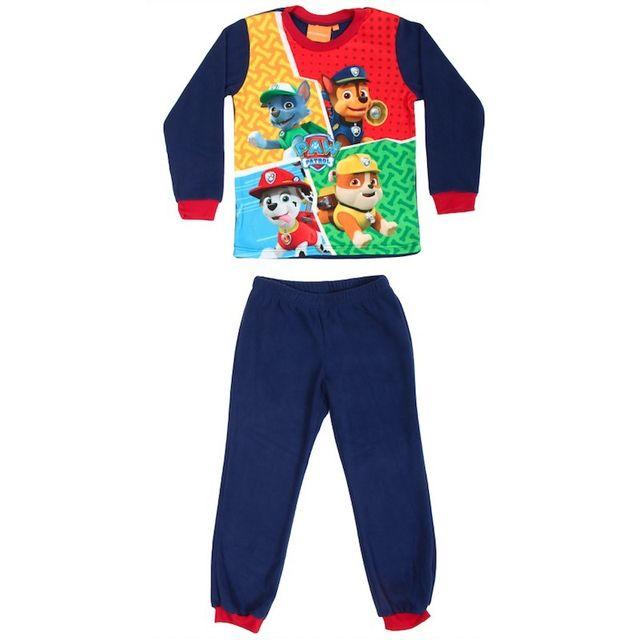 17340cc9c4d6a Paw Patrol - Pyjama Polaire - Pat patrouille - pas cher Achat / Vente  Pyjamas - RueDuCommerce