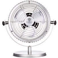 KLINDO - Ventilateur de bureau - KDF6-18 - Silver