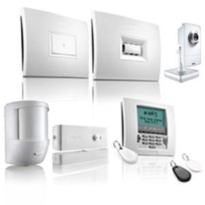 somfy alarme protexial pack surveillance pas cher achat vente alarme rueducommerce. Black Bedroom Furniture Sets. Home Design Ideas