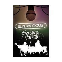 Wienerworld - Blackalicious: 4/20 Live in Seattle Blu-ray, Import anglais