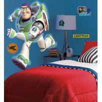 Emob - RoomMates stickers muraux - Buzz Brille dans le noir