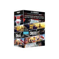 Warner Home Video - Coffret Découverte 5 films Blu-ray 4K