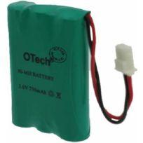 Otech - Batterie Téléphone sans fil pour Slendertone Ceinture Fitness